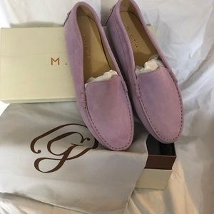 Brand New M. Gemi - THE FELIZE in Lilac - Size 39